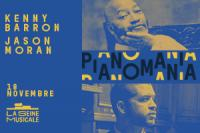 JASON MORAN + KENNY BARRON